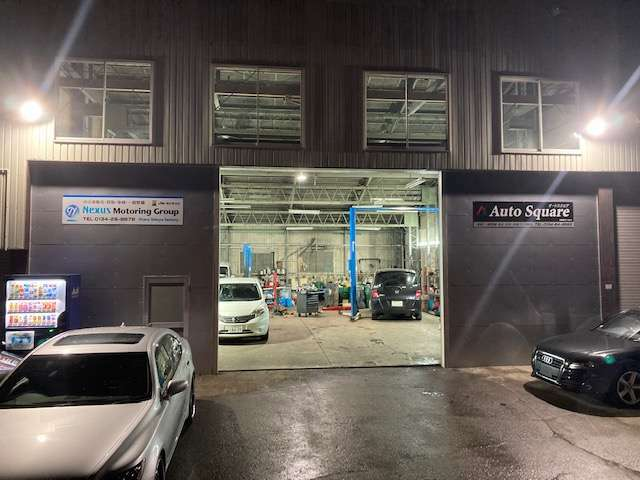 Nexus Motoring Group小樽塩谷ファクトリーオープン致しました♪敷地内には認証工場も完備しております。車検、整備等もお気軽にご相談下さい!