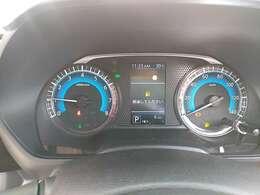◆アドバンスドドライブアシストディスプレイ◆カラフルで見やすい4.2インチディスプレイを採用!「タイヤアングルガイド」など、さまざまな車両情報にすばやくアクセス可能です!