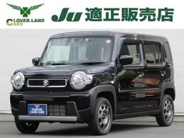 スズキ ハスラー 660 ハイブリッド G 4WD 1オ-ナ-/衝突軽減/スマ-トキ-/ナビ/TV/ETC