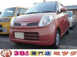 日産 モコ 660 E 1ヶ月/走行無制限保証付