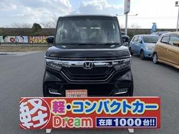 ホンダ N-BOX カスタム 660 G L ホンダセンシング 電動スライドドア・LEDヘッドライト