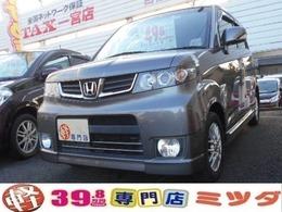 ホンダ ゼスト 660 スパーク W ナビ 1ヶ月/走行無制限保証付