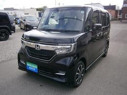 ホンダ N-BOX カスタム 660 G L ホンダセンシング 4WD 純正8インチナビTV エンスタ 夏冬タイヤ