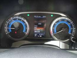 ◆アドバンスドドライブディスプレイ◆4.2インチの画面に、ドライバーが必要とする様々な情報を表示してくれます!