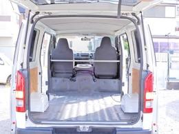 トヨタ ハイエースバン 3.0 DX ロング ディーゼルターボ 4WD ワンオナ/整備記録/両側スライド5D/AT/磨き