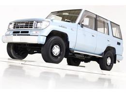 トヨタ ランドクルーザープラド 2.4 SX ディーゼルターボ 4WD タイベル交換済 ナローボディ 社外16AW
