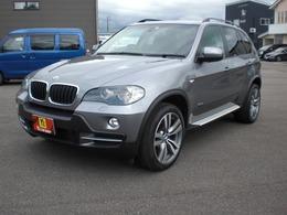 BMW X5 3.0si 4WD 黒革サンルーフ