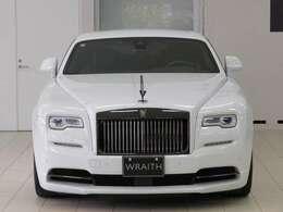 Rolls Royce正規ディーラ2年保証付き(走行距離無制限)での販売です。ご安心くださいませ。