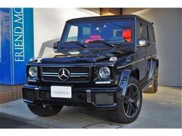 メルセデスAMG Gクラス G63 ロング 4WD designoクラシックレッドレザー
