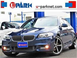 BMW 5シリーズ 528i 30thアニバーサリー エディション 限定200台 ベージュ革 iDriveナビ DTV 19AW