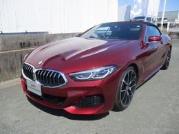 BMW 8シリーズカブリオレ 840i Mスポーツ B&Wサウンド ナイトビジョン