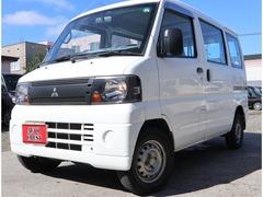 三菱 ミニキャブバン の中古車 660 CS ハイルーフ 4WD 北海道石狩市 33.0万円