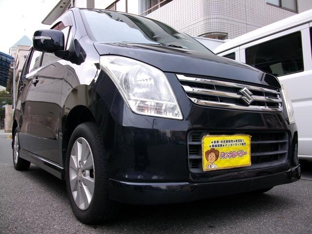 安心の支払総額表示車!人気のワゴンR!安心の車検整備付き!