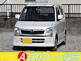 マツダ AZ-ワゴン 660 FX-Sスペシャル アルミホイール 車検R3年12月 フル装備