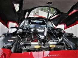 Tipo F140B型 5,998cc  V型12気筒DOHC