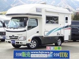 トヨタ カムロード バンテック ジル4 温水ボイラー FFヒーター インバーター