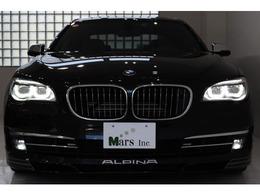 BMWアルピナの頂点に君臨するB7ビターボリムジン オールラッド4WDが入庫いたしました!ZFおよびBOSCHと共同で開発したALPINA SWITCH‐TRONIC、エンジンは、4.4L V型8気筒ツインターボエンジンを搭載