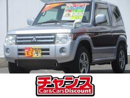 三菱 パジェロミニ 660 XR フォグランプ・キーレス・純正CD