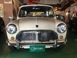 最終モデルMT車に60年代の香りの漂うビンテージスタイルというセンス良い仕上がりのミニ!当社下取車で過去管理も行き届き今後も安心です!