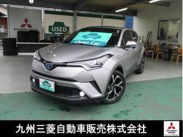 トヨタ C-HR ハイブリッド 1.8 G 純正ナビ・フルセグTV・認定保証1年付