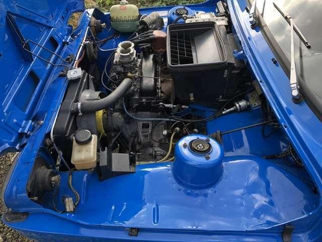 ピエモンテ州のLavazza Tecno社(ラバッツァ・テクノ)でチューニングされたエンジンです。