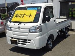 トヨタ ピクシストラック 660 スタンダード 3方開 エアコン パワステ付 5速