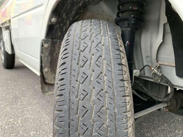 ◆ご希望があれば、タイヤ新しい物と交換いたします(有料)