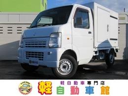 スズキ キャリイ トラック660低温 冷蔵冷凍車4WD マニュアル車