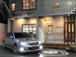 スバル レガシィB4 2.5 GT Sパッケージ 4WD 本州仕入/6速MT/STIエアロ/HKSマフラー