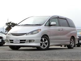 トヨタ エスティマ 3.0 T アエラス 4WD 車高調ワンセグ7人乗HIDバックカメラETC