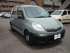トヨタ ファンカーゴ の中古車 1.3 X リヤリビングバージョン 愛知県尾張旭市 68.0万円