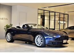 アストンマーティン DB11ヴォランテ V8 メーカー新車保証  D車 ボディパック
