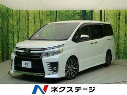 トヨタ ヴォクシー 2.0 ZS 煌 BIGX9インチナビ フリップモニター
