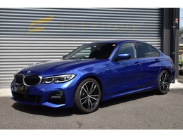 BMW 3シリーズ 320i Mスポーツ 黒革・19AW・モーション