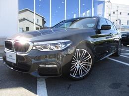 BMW 5シリーズ 530e Mスポーツ アイボリーレザー19AW弊社デモ認定中古車