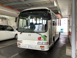 日野自動車 リエッセ 29人・標準シート・補助席元幼稚園送迎車 29人乗り 車検令和4年3月31日