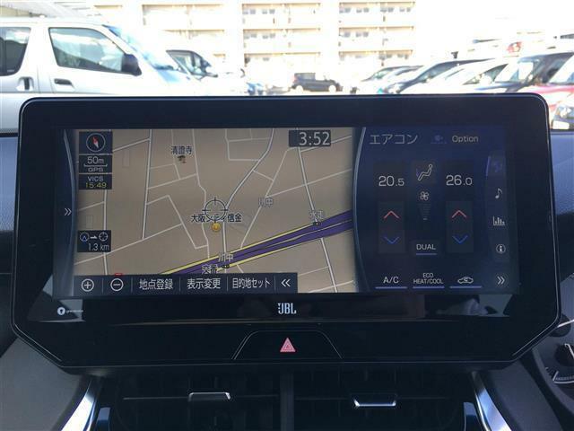 【ナビ】運転がさらに楽しくなりますね!! ◆フルセグTV◆Bluetooth機能あり