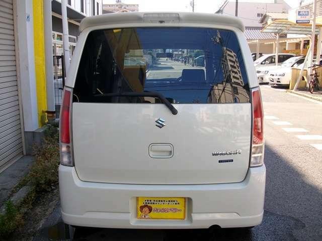 リアガラスプライバシー車でリアワイパー装備!