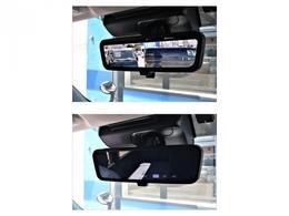 デジタルインナーミラー※モニターと鏡面で切り替え可能