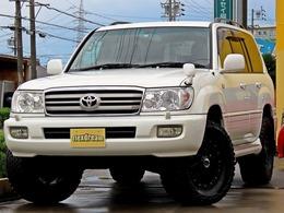 トヨタ ランドクルーザー100 4.7 VXリミテッド 4WD AHC付 最終モデル