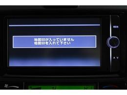純正SDナビゲーション(NSZT-W62G)