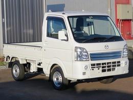 マツダ スクラムトラック 660 KX 4WD 衝突安全 キーレス CD エアバッグ