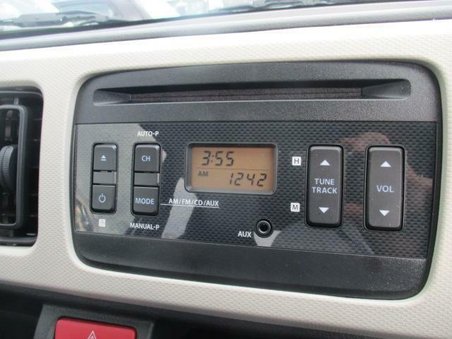 AM/FMラジオCD付