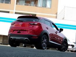 ガソリンモデルの4WDです!