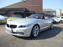 BMW Z4 sドライブ 23i ハイラインパッケージ 走行6000キロ 赤革シート 右ハンドル