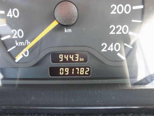 走行距離9.2万キロ!!