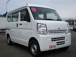 三菱 ミニキャブバン 660 M ハイルーフ 5AMT車 4WD AM/FMラジオ