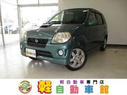 スズキ Kei 660 スポーツ 4WD ターボ ABS