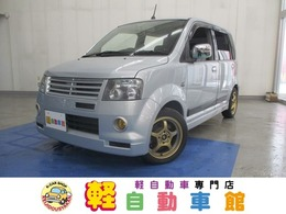 三菱 eKスポーツ 660 R 4WD ターボ ナビTV ABS