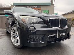 BMW X1 sドライブ 18i Mスポーツパッケージ 社外HDDナビ 地デジ スマキー
